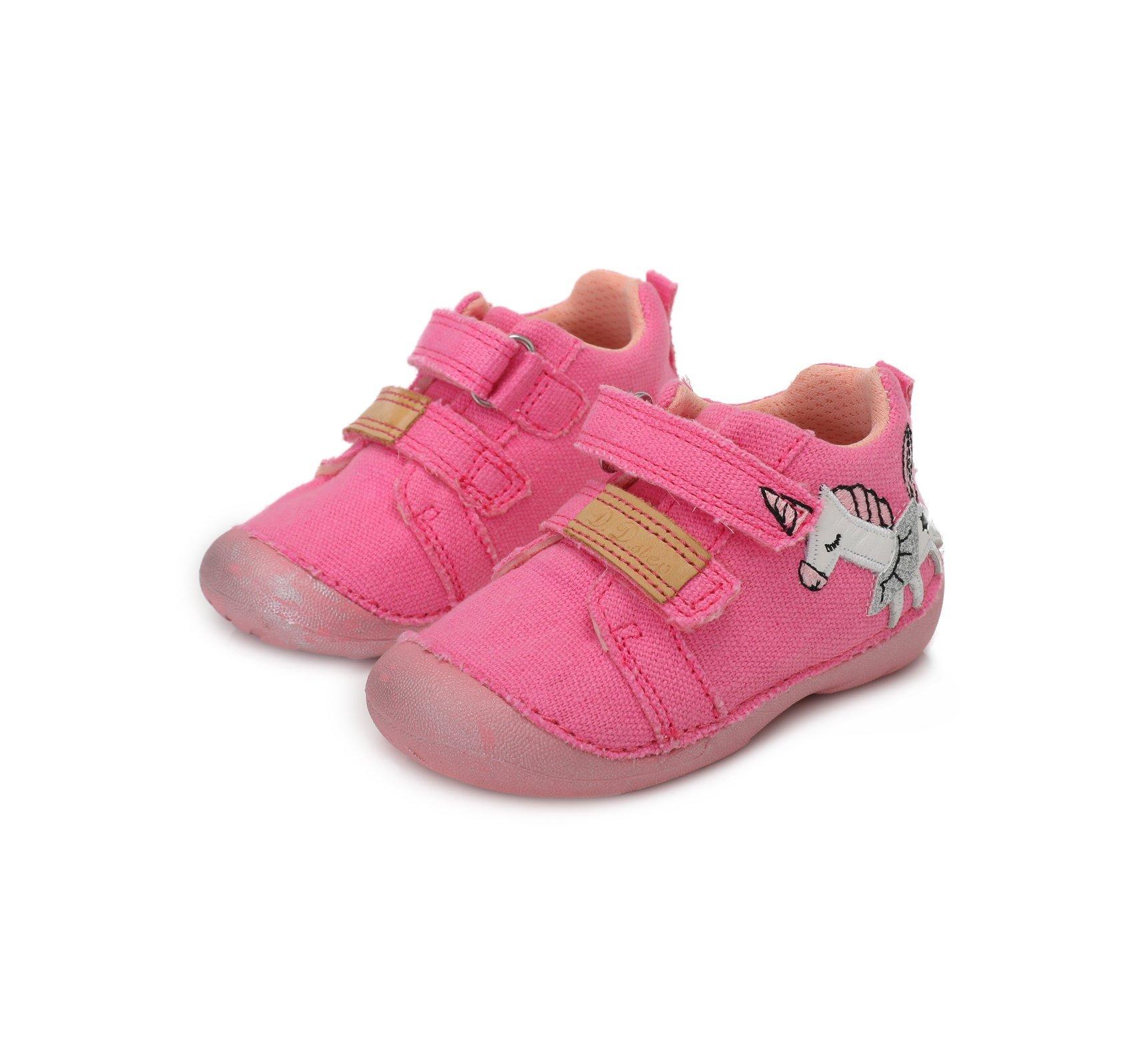 Текстильные ботинки D.D.Step C015-326