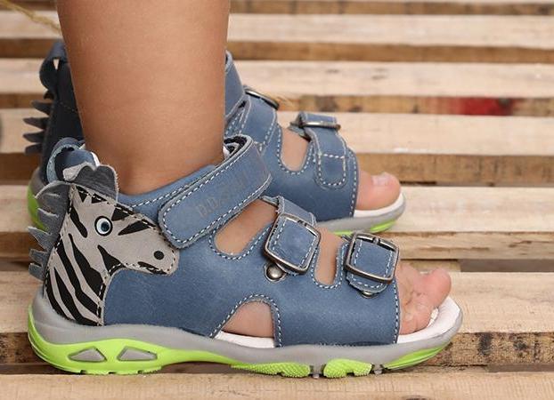 Poiste jalanõud